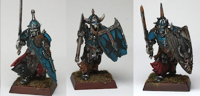 5 Years Of Paint Wfb Vampire Counts Grave Guard