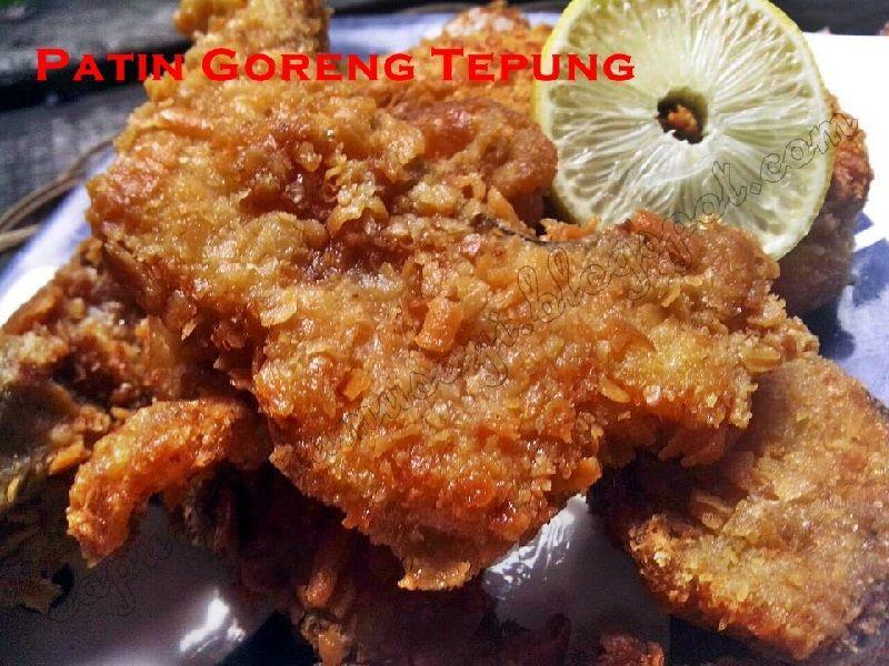 resep masakan ikan patin bakar