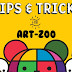 Tips and Tricks: Art Zoo Inflatable Park