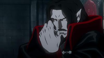 Castlevania Season 2 Image 1