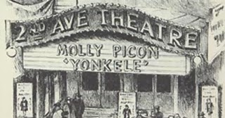 Viral History: Yiddish Theater: Don't Forget Molly Picon