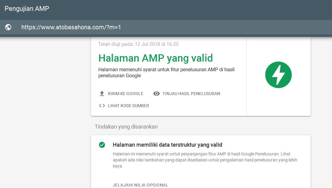 Template AMP Bikin Blogger Kewalahan Edit Postingan