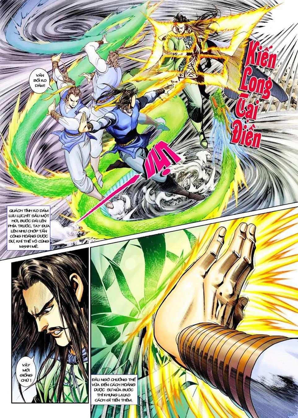 Anh Hùng Xạ Điêu anh hùng xạ đêu chap 33 trang 20