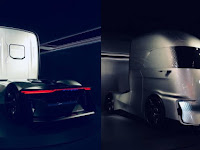 Electric Trucks Ford F-Vision: Inspired by Iron Man?