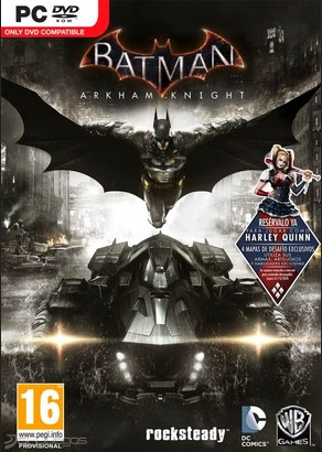 Batman Arkham Knight PC [Full] Español [MEGA]