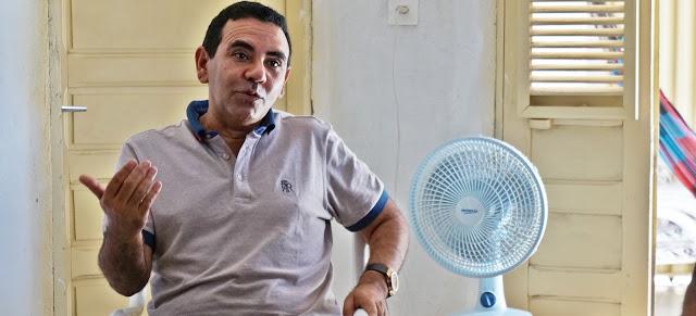 Resultado de imagem para prefeito de ipanguaçu Valderedo Bertoldo