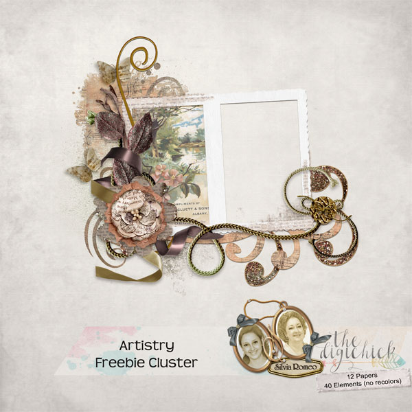 Artistry, a cool new release at 20% Off and a Free Gift!