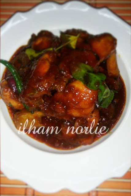 AYAM SWEET SOUR PLUM