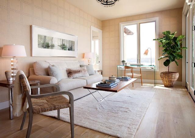 pelapon ruang tamu sederhana minimalis