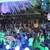 Público lota praça no primeiro dia do Forroquial, em Baixa Grande-BA