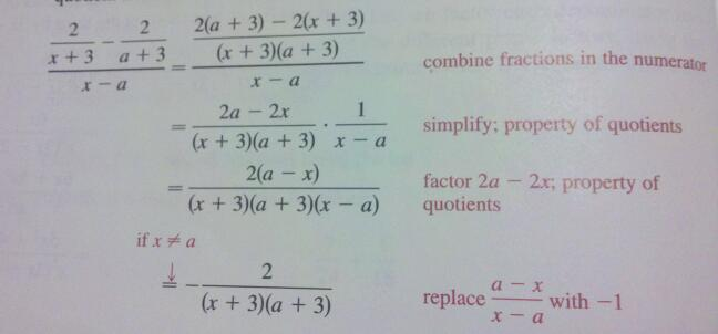 Honors Algebra 2 (2nd Hour, Fall 2011): 1.4 Fractional