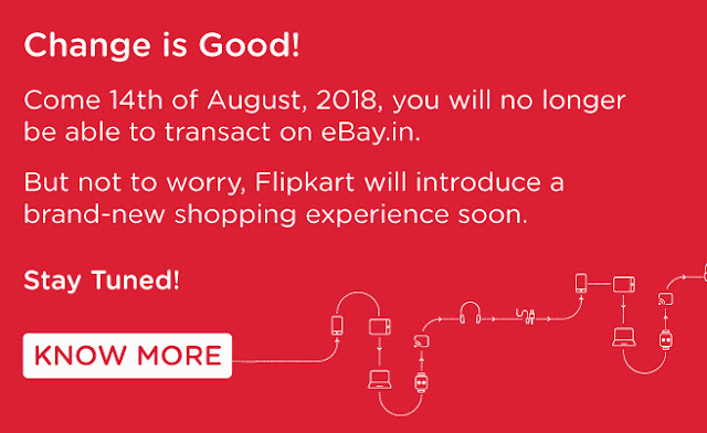 eBay India shuts shop on August 14