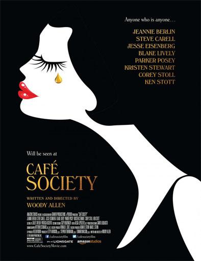 Ver Café Society (2016) Online