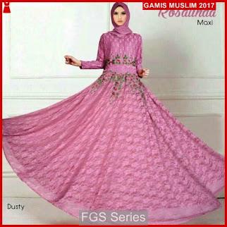 FGS26 Gamis Safira Model Gamis Fatimah BMGShop