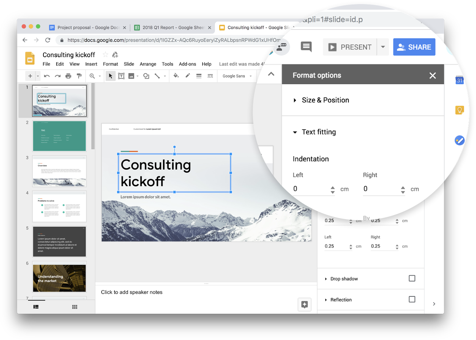 G Suite Updates Blog: Material Design for Google Docs, Sheets