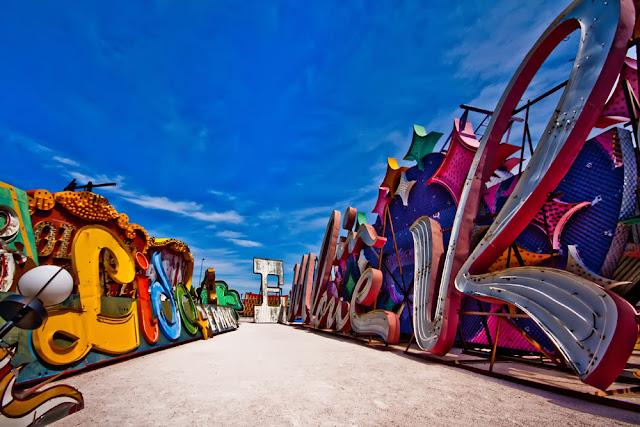 The Neon Museum à Las Vegas