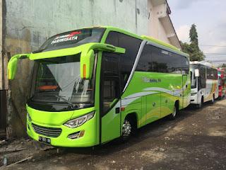 Sewa Bus Yogyakarta MHD Seat 33