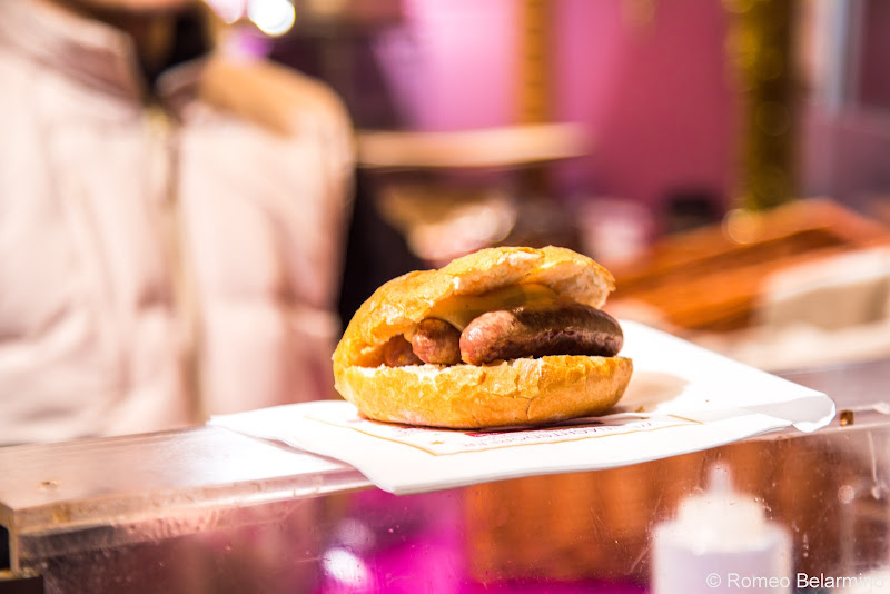 Nuremberg Sausage What to Eat and Drink at European Christmas Markets