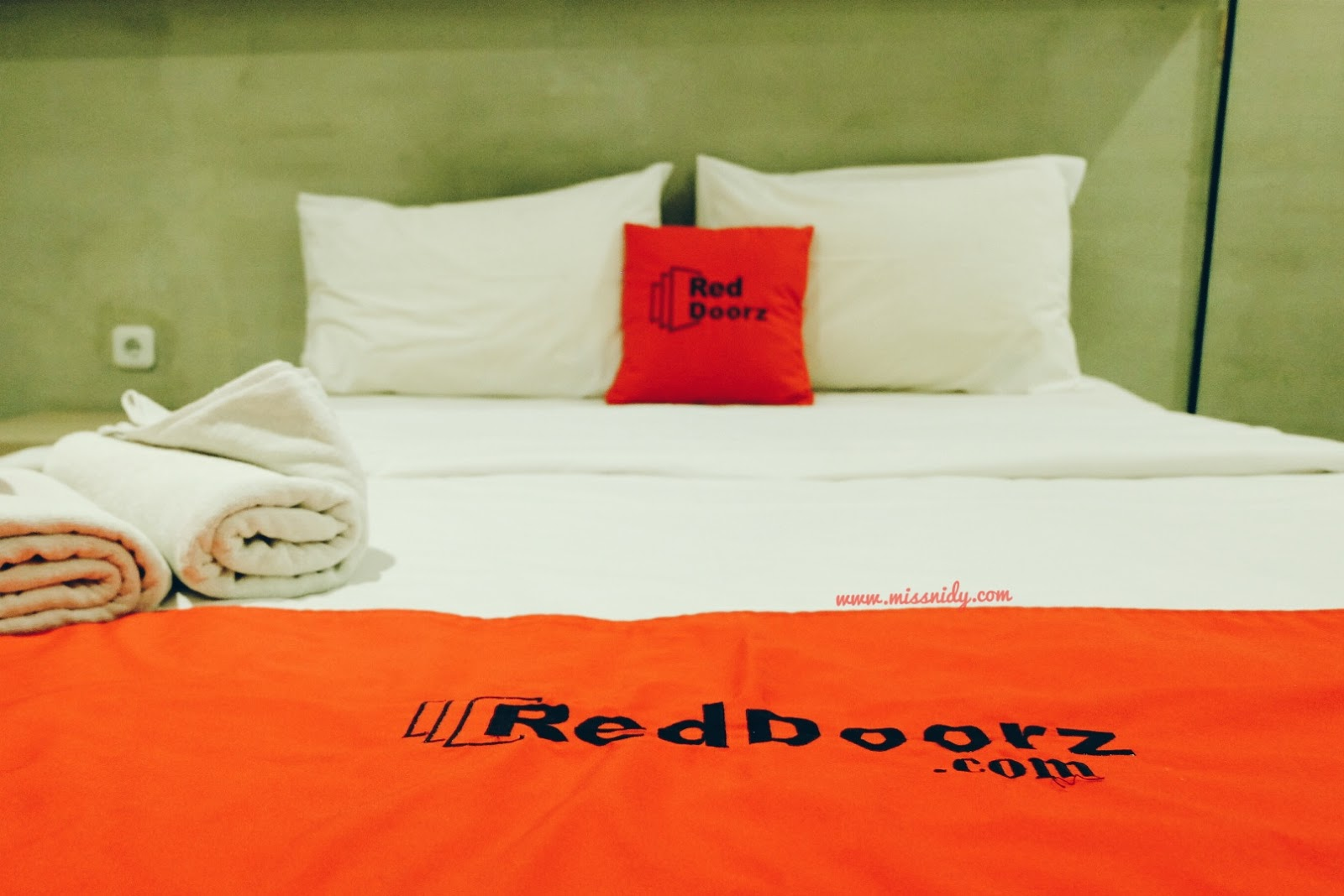 review RedDoorz