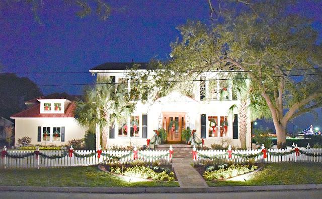 Southern Christmas Downtown Charleston