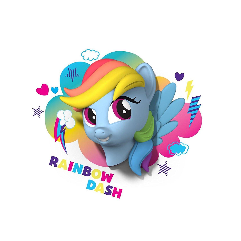 Good my Little Pony D Wall Deco Light Rainbow Dash