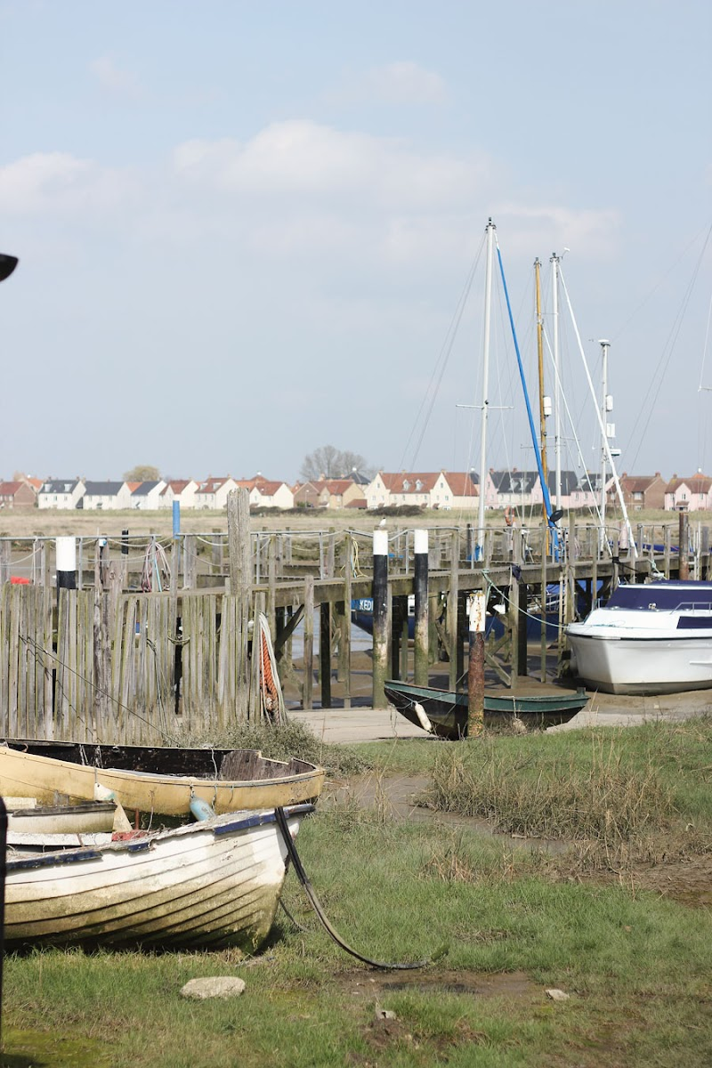 Maldon and Heybridge Basin boats | www.itscohen.co.uk