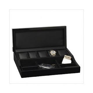 Personalized Valet Boxes for Men| Jewelry Valet Boxes For Men of all Age Groups