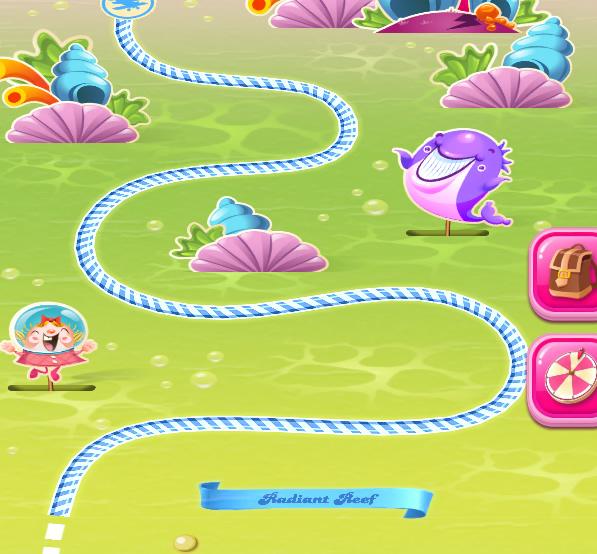 Candy Crush Saga level 4221-4235