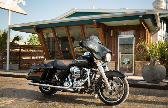 Harley-Davidson Street Glide® Special 2016 - recall