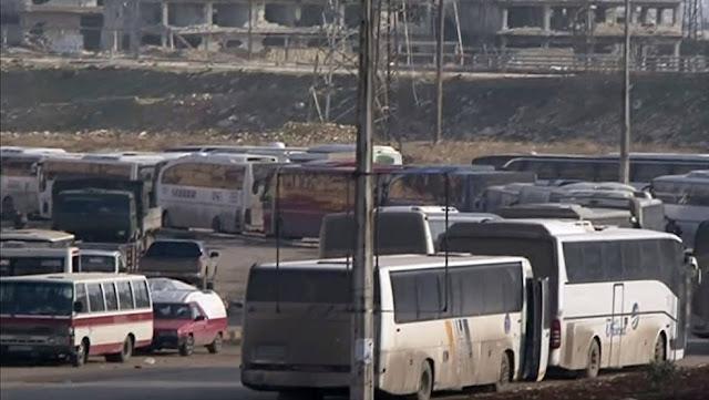 Observatório sírio diz que retirada de vilas e de Aleppo foi adiada até nova ordem