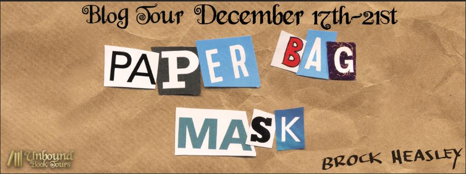 PAPER BAG MASK BY BROCK HEASLEY [Giveaway]