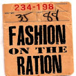 Fashion on the Ration : A Year of Lessons