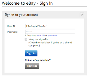 Thailand Tips Appalling Security And Customer Service On Ebay Going Around In Circles
