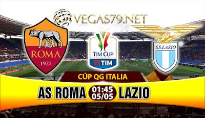 Nhận định, soi kèo nhà cái AS Roma vs Lazio