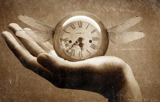 zaman uçuyor