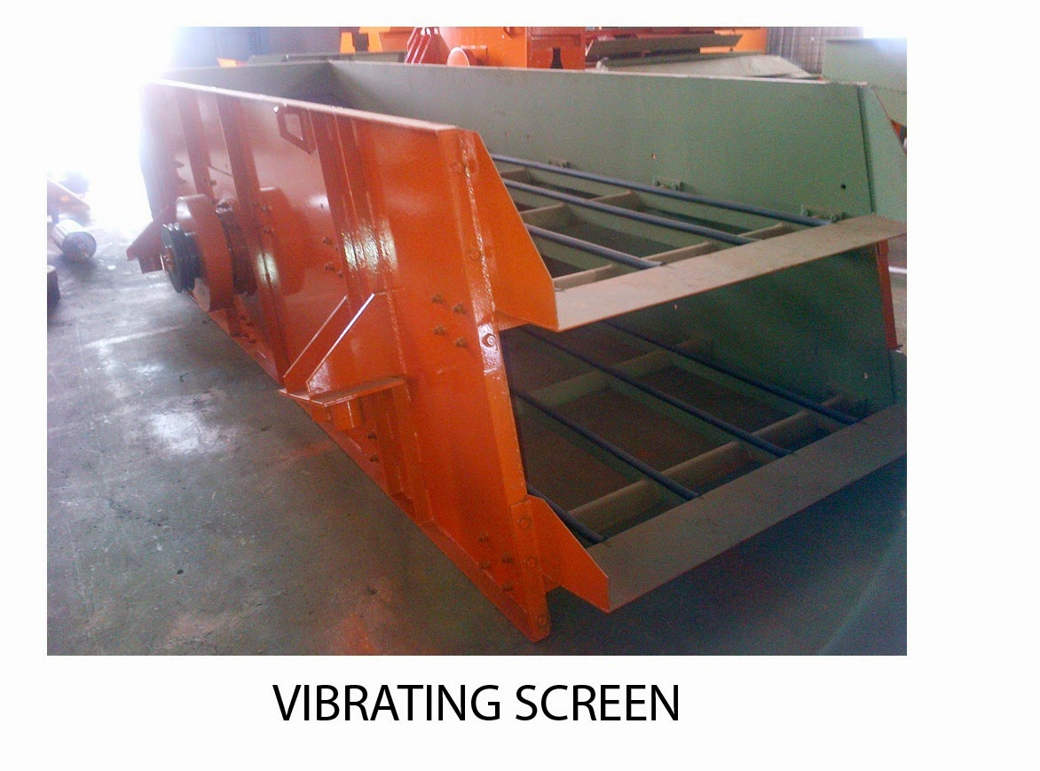 vibrating screen conveyor indonesia