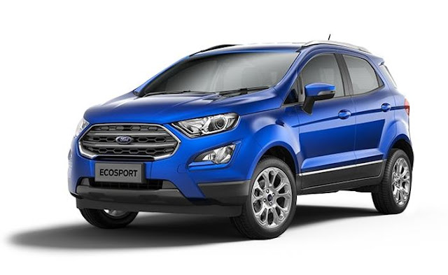 New 2017 Ford EcoSport new alloy wheel
