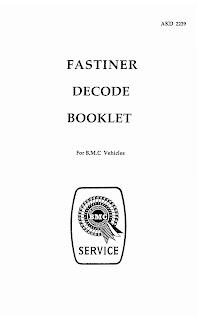 BMC Fastener Decode Booklet cover