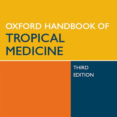Oxford Sổ tay Y học nhiệt đới 3e