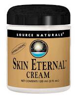 كريم skin eternal فيتامين سي