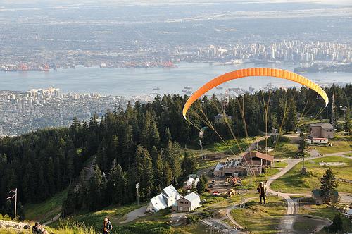 Thành phố thiên đường nơi mặt đất Vancouver, British Columbia, Canada 2