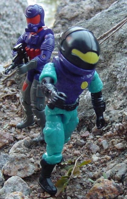 1994 Star Brigade Cobra Commander, Viper