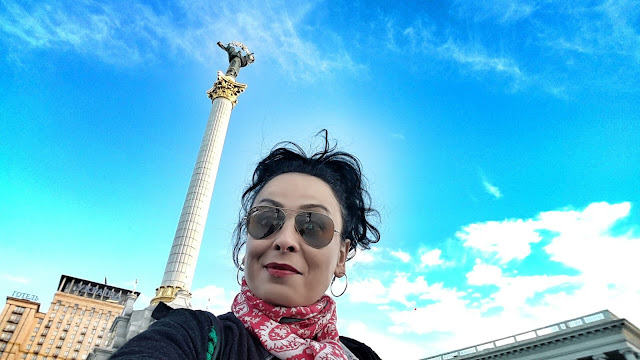 Kiev Özgürlük Meydanı