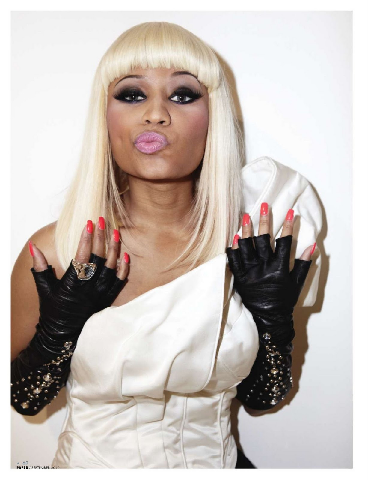 35 Super Sexy Nicki Minaj Hairstyles Creativefan