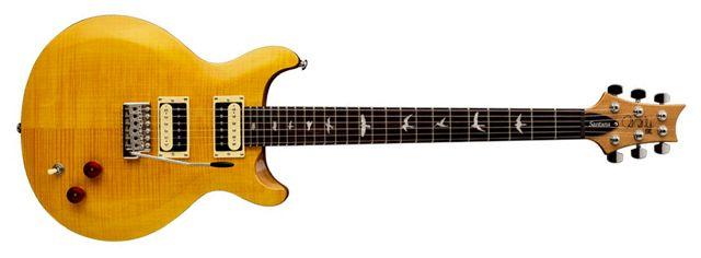 Guitarra de Carlos Santana PRS Signature