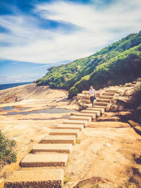 Sydney Royal national park hike - waterrun