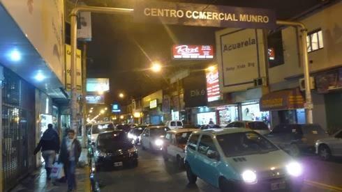 centro comercial Munro - Vicente López