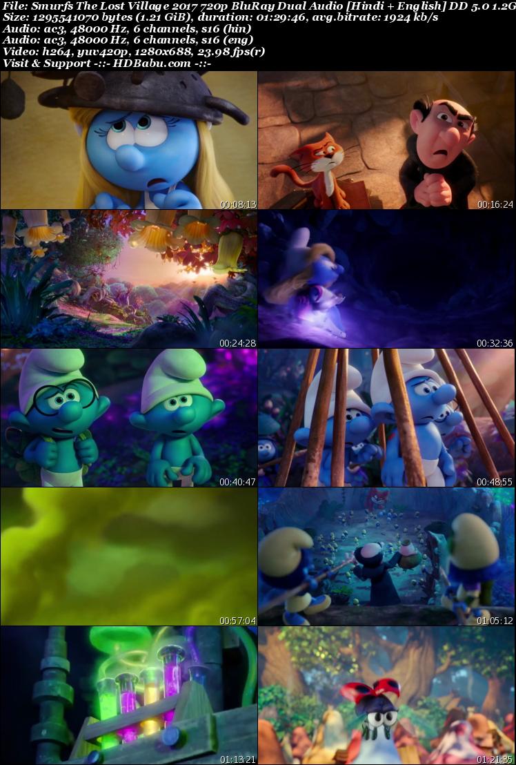 Smurfs The Lost Village Hindi Dual Audio Full Movie Download, Smurfs 2017 Hindi Dual Audio 720p Bluray 1GB, Smurfs 2017 Hindi Dubbed 480p Bluray 300mb 250mb download free hd mkv mp4 Torrent Download, Smurfs 2017 Hindi Dubbed Full HD Watch Online