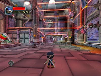 Free Download Game I-Ninja Full Version - Ronan Elektron