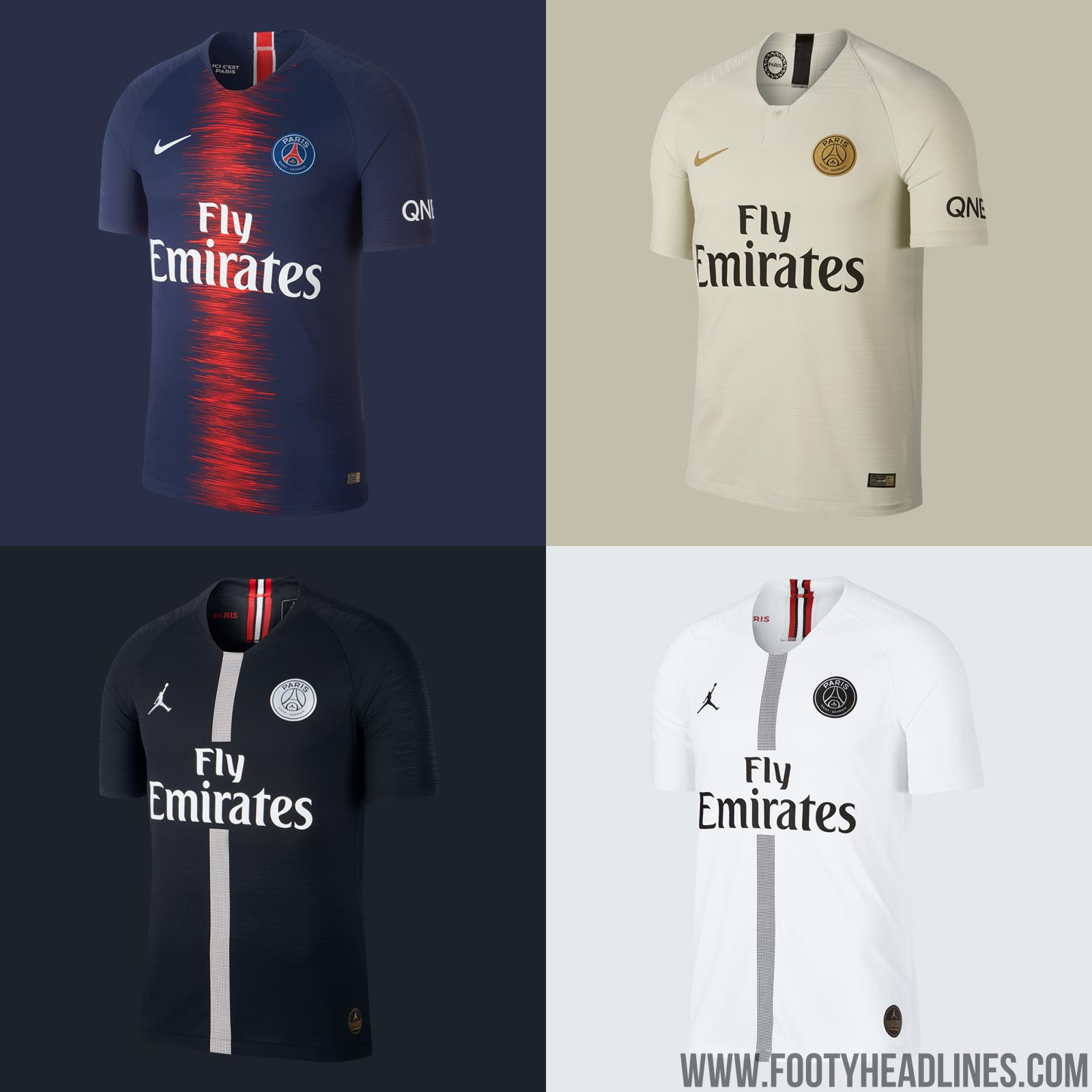 Special Jordan Chamions League Kit Coming In 2020 Here Is Why Psg Is Not Wearing The Red Jordan Kit In Champions League As First Choice Footy Headlines